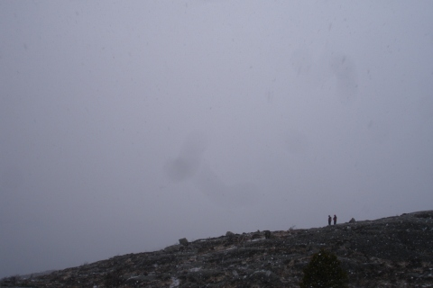 Utsikt fraLifjell
