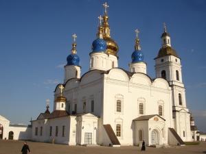 Er det rart jeg ble fenglset av den klassisk russiske St. Maria katedralen i Tobolsk?