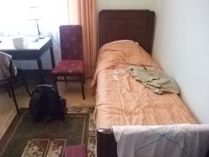 Sengen min i Hotell Sibir, Tobolsk