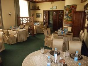 Restauranten, hotell Sibir, Tobolsk