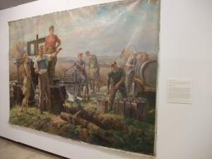 Eksempel på Sovjetisk kunst