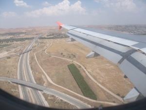 Flyutsikt over Spania