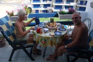Frokost i Casa Salen