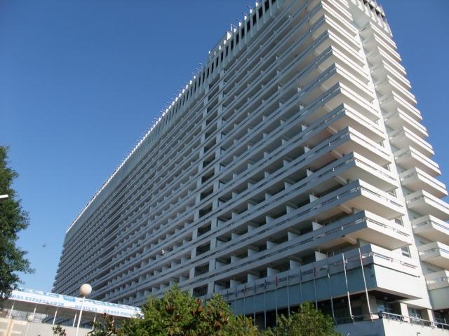 Det monstrøse hotell Zjemtsjuzjina i Sotsji