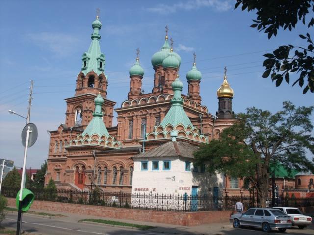 Kirke i Krasnodar