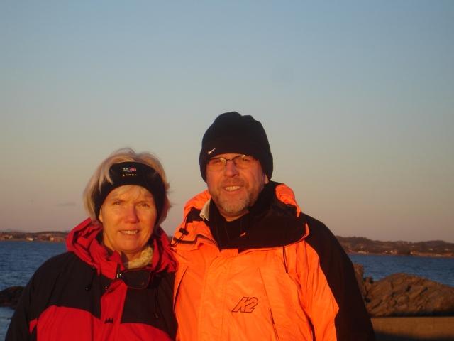 Mor og far på Ølberg
