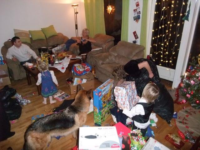 Julefeiring på Lundegeilen
