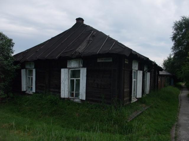 Et helt vanlig russisk hjem, Sliudjanka, Sibir (ved Bajkal)