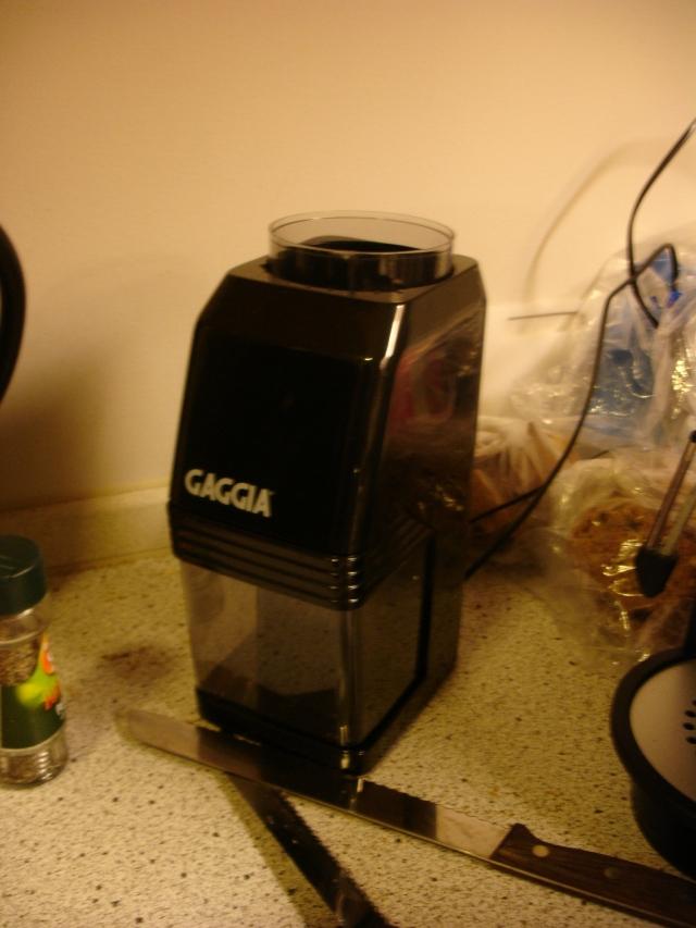 Kaffekverna!