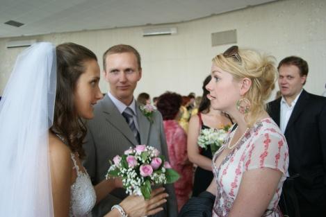 Ingrid og Olia snakker russisk?