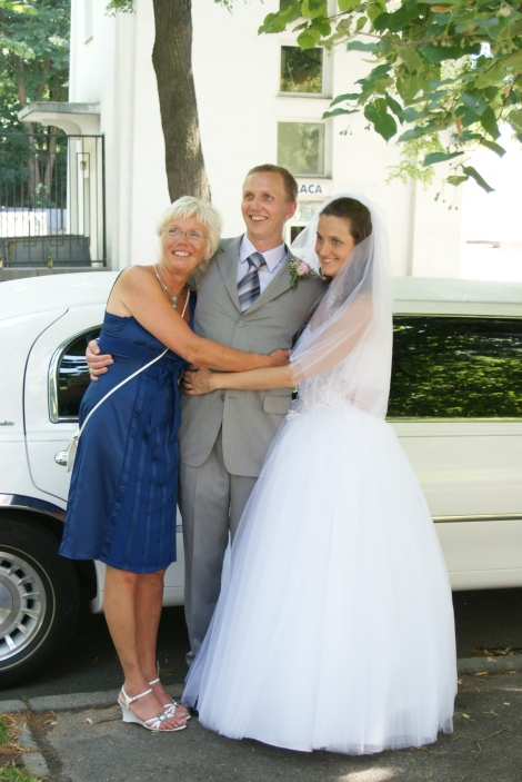 Mor, Olia og meg