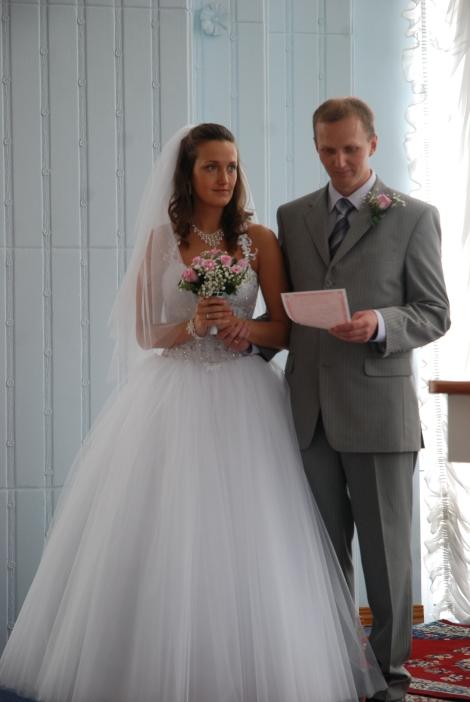 Det er alltid noe ekstra når man har papiret i hånd. Vi er gift!