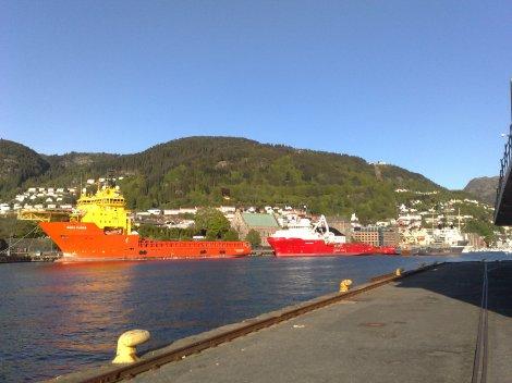 Vågen, Byfjorden, Bergen
