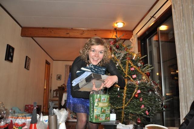 Tonje, julaften