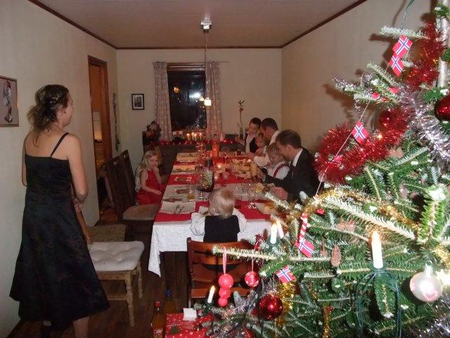 Julemiddag