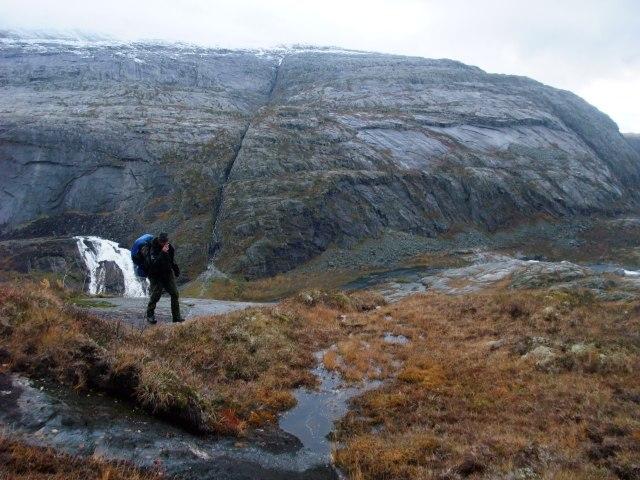 Norsk natur, Landskap, Hardanger, Fjelltur