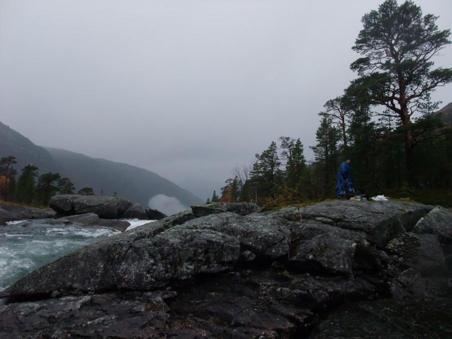 Kinso, Hardanger, Fjelltur