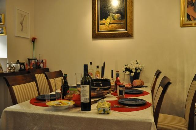 Måltid, Lille julaften, Rømmegrøt, Spekemat, Julemat