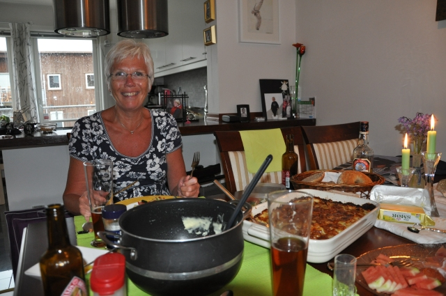 Mor, St. Hans 2013