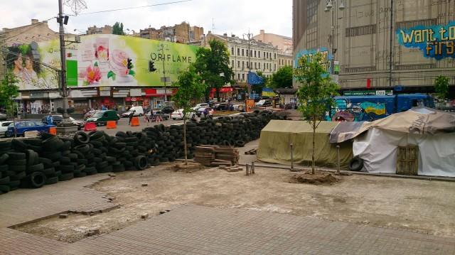 Ukraina, Krise