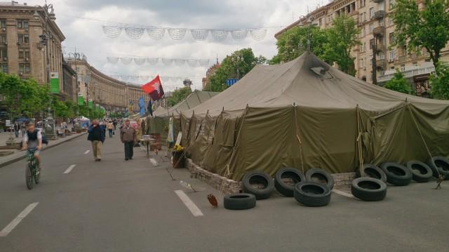 Kiev, Maidan, Majdan, Protester, Opprør